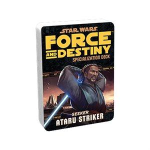Star Wars: Force and Destiny: Ataru Striker