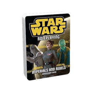 Star Wars RPG: Imperials And Rebels Adversaries