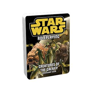 Star Wars RPG: Creatures of The Galaxy