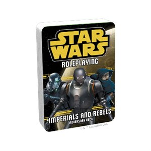 Star Wars RPG: Imperial & Rebels Deck
