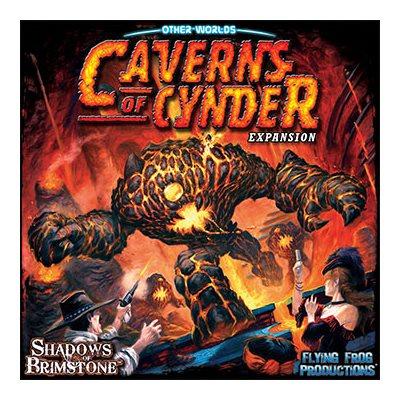 Shadows of Brimstone: Caverns Of Cynder