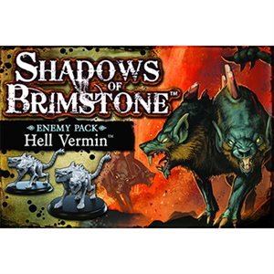 Shadows of Brimstone: Enemy Pack - Hell Vermin