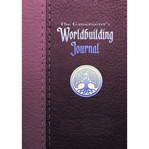 Gamemaster's Worldbuilding Journal (BOOK)