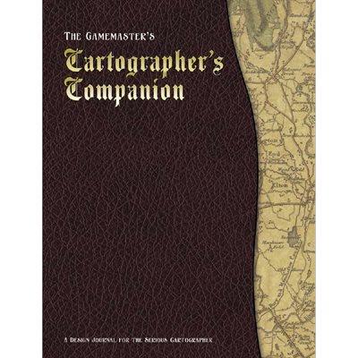 Gamemasters Journal: Cartographers Companion (BOOK)