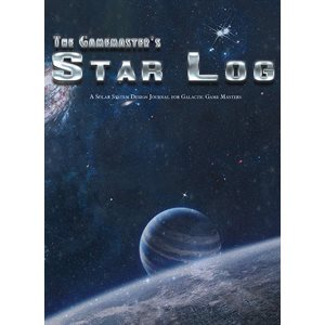 Gamemaster's Journal:Star Log (BOOK)