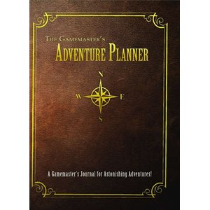 Gamemaster's Journal: Adventure Planner (BOOK)