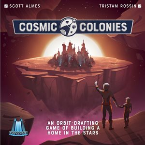 Cosmic Colonies ^ AUG 2020 (No Amazon Sales)