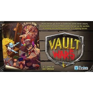 Vault Wars: Second Edition (No Amazon Sales)