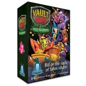 Vault Wars: Relic Roadshow (No Amazon Sales) ^ Q4 2021