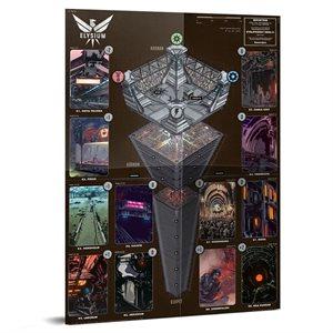 Mutant Year Zero: Elysium map