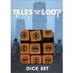 Tales from the Loop RPG: Dice Set (New Design)