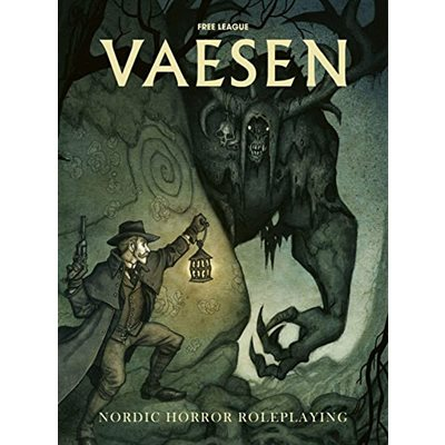 Vaesen Nordic Horror RPG (BOOK)
