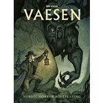 Vaesen Nordic Horror RPG (BOOK)