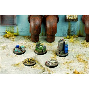 Fallout: Wasteland Warfare: Terrain and Objective Markers 2