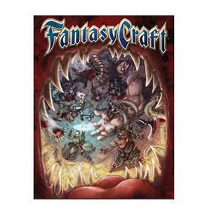 Fantasy Craft RPG (BOOK)