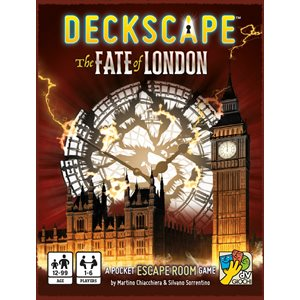 Deckscape: Fate of London (No Amazon Sales)