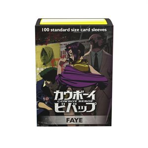 Sleeves: Dragon Shield Classic Cowboy Bebop Faye(100)