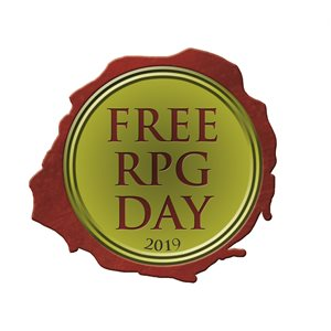 Free RPG Day Kit - 2019