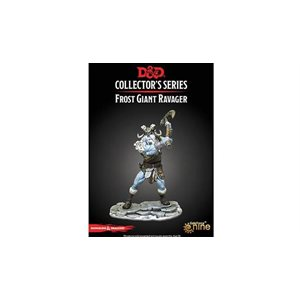 Dungeons & Dragons: Icewind Dale: Rime of the Frostmaiden Mini - Frost Giant Ravager(1)