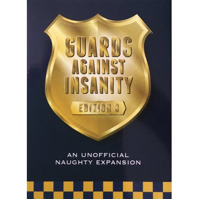 Guards Against Insanity Edition 3 (no amazon sales)