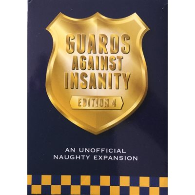 Guards Against Insanity Edition 4 (no amazon sales)