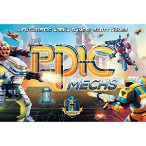 Tiny Epic Mechs (no amazon sales)