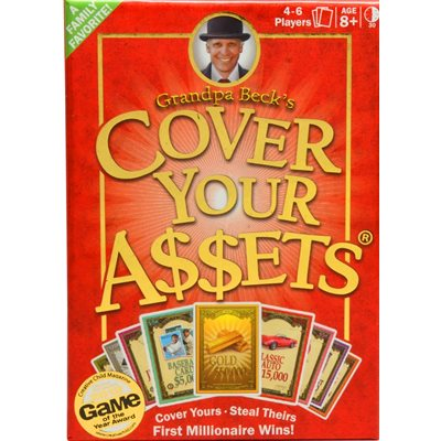 Cover Your Assets (No Amazon Sales)