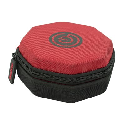 Geekon Dice Case with Dice Tray: Red