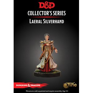 Dungeons & Dragons: Waterdeep Dragon Heist Mini - Laeriel Silverhand