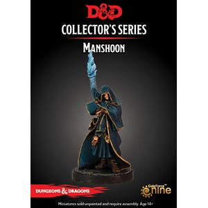 Dungeons & Dragons: Waterdeep Dragon Heist Mini - Manshoon