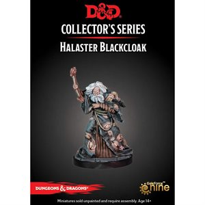 Dungeons & Dragons: Dungeon of Mad Mage Mini - Halaster Blackcloak
