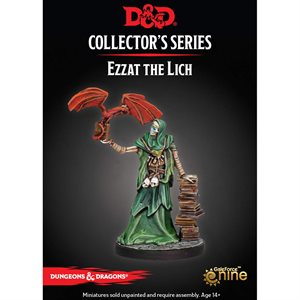 Dungeons & Dragons: Dungeon of Mad Mage Mini - Ezzat