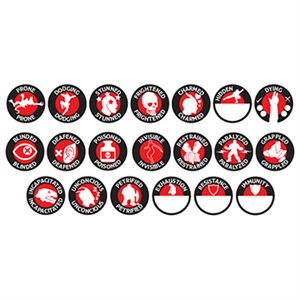 Dungeons & Dragons: Character Token Set