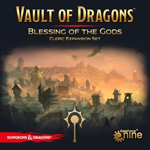 Dungeons & Dragons: Vault of Dragons Exp. Blessing of the Gods ^ Nov 16 2019