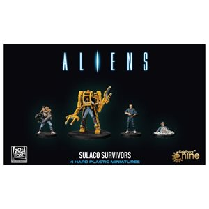 Aliens: Sulaco Survivors ^ MAR 2021