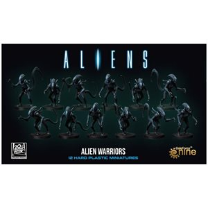 Aliens: Alien Warriors ^ MAR 2021