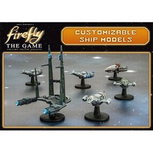 Firefly Base Game Miniatures