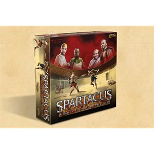 Spartacus: A Game of Blood and Treachery ^ APR 17 2021
