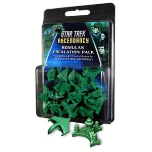 Star Trek Ascendancy Escalation Packs: Romulan