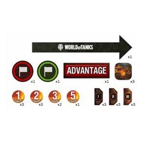 World of Tanks: Token Gaming Set (25 Tokens)