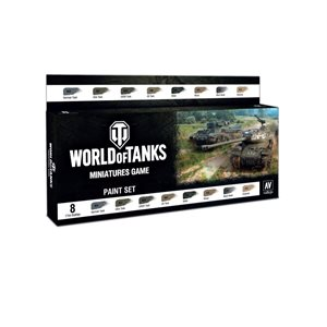 World of Tanks: Paint Set ^ DEC 5 2020