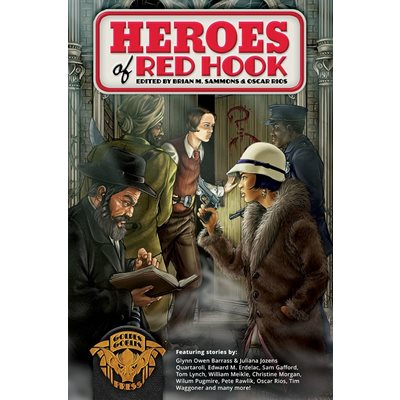 Call of Cthulhu Fiction: Heroes of Red Hook (BOOK)