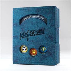 Deck Box: Keyforge Deck Book: Blue