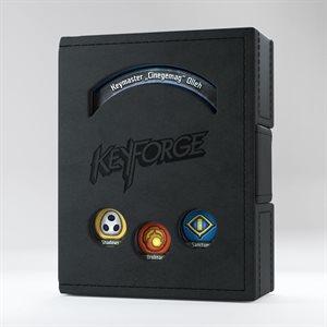 Deck Box: Keyforge Deck Book: Black
