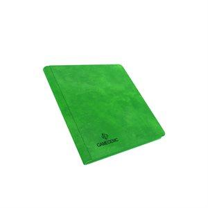 Zip-Up Album: 24-Pocket Green