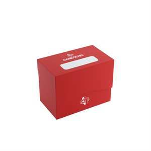 Deck Box: Side Holder Red (80ct) ^MAR 13 2020