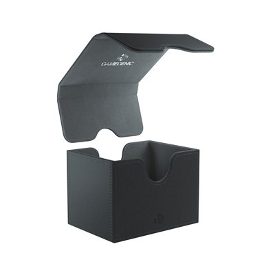 Deck Box: Sidekick Convertible Black (100ct)