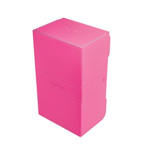 Deck Box: Stronghold Convertible Pink (200ct)