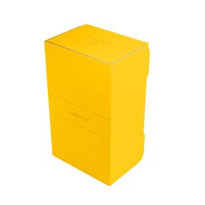 Deck Box: Stronghold Convertible Yellow (200ct)