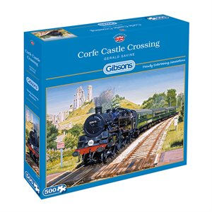 Puzzle: 500 Corfe Castle Crossing
